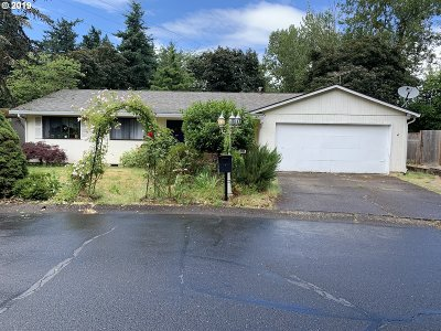 Gresham Single Family Home For Sale: 43 SE 205th Pl