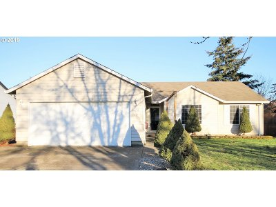 McMinnville Single Family Home For Sale: 3044 NE Maloney Dr