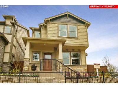 Single Family Home For Sale: 15112 NW Cosmos St #L95
