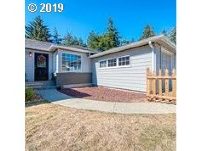 Coos Bay Single Family Home For Sale: 91510 Spaw Ln