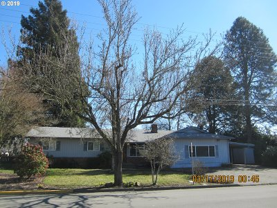 McMinnville Single Family Home For Sale: 1736 NE Galloway St