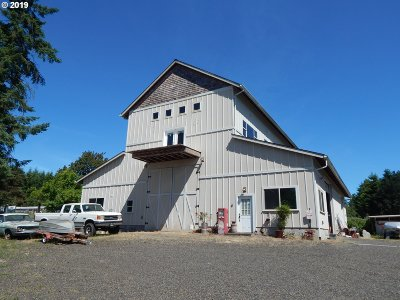Dayton Single Family Home For Sale: 13845 SE Ash Rd