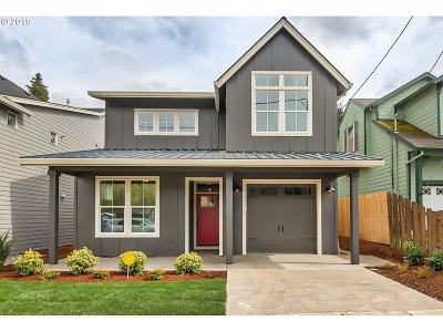 Single Family Home For Sale: 10206 N Barr Ave