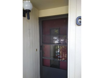 Eugene Condo/Townhouse For Sale: 4035 Donald St #G