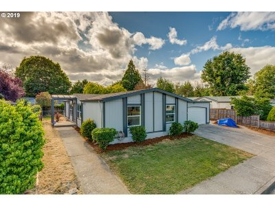 McMinnville Single Family Home For Sale: 435 SW Shelton St