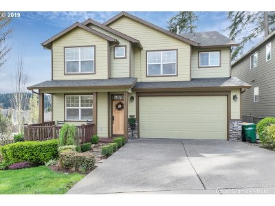 Beaverton Single Family Home For Sale: 16140 SW Puffin Ct