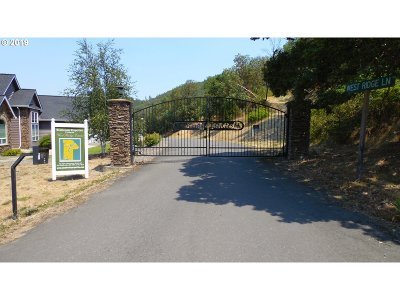 Myrtle Creek Residential Lots & Land For Sale: 186 West Ridge Ln #4