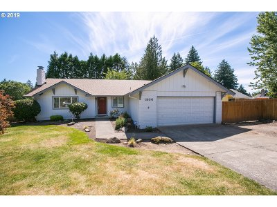 Clark County Single Family Home For Sale: 1906 SE 123rd Ave