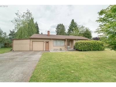 Vancouver Single Family Home For Sale: 710 NW 78th St