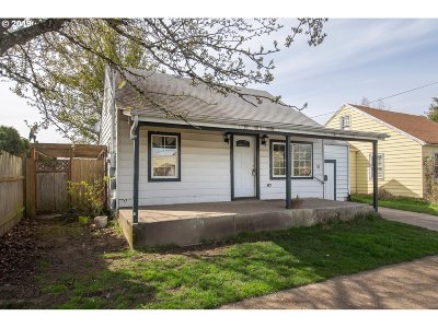 McMinnville Single Family Home For Sale: 323 NE Kirby St