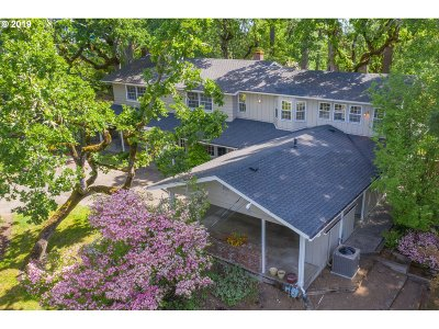 Single Family Home For Sale: 2843 Capital Dr