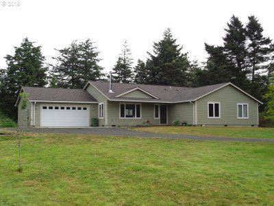 Coos Bay Single Family Home For Sale: 91013 Shell Ln