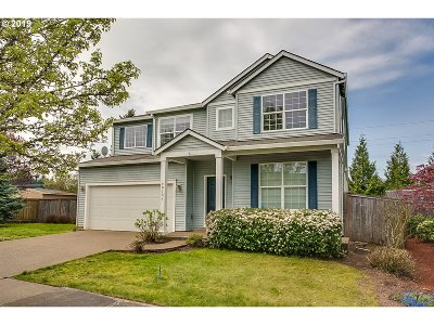 Oregon City Single Family Home For Sale: 20151 Chanticleer Pl