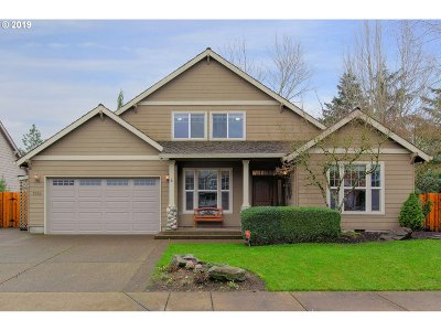 Wilsonville Single Family Home For Sale: 7254 SW Meadows Ct