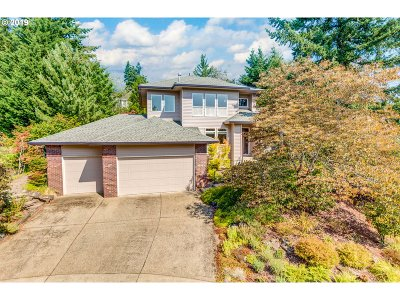 Happy Valley, Clackamas Single Family Home For Sale: 12441 SE Spencer Ct