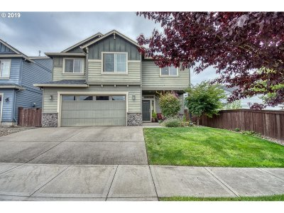 Ridgefield Single Family Home For Sale: 3530 N 6th Cir