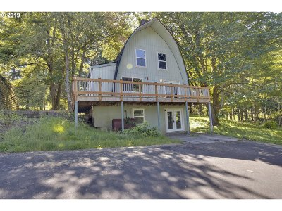 Clackamas County Single Family Home For Sale: 21571 S Parkview Ln