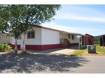 Single Family Home For Sale: 87860 Territorial Rd Space