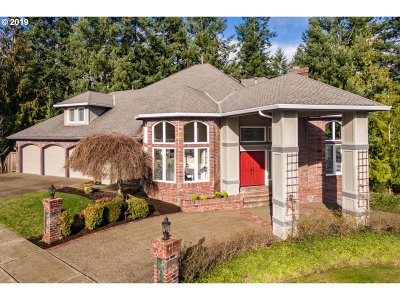 Beaverton Single Family Home For Sale: 16470 SW Nighthawk Dr