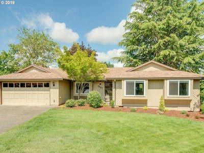 Beaverton Single Family Home For Sale: 1837 SW Edgewood Ct