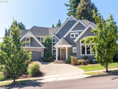 Lake Oswego, West Linn Single Family Home For Sale: 2948 Coeur D Alene Dr