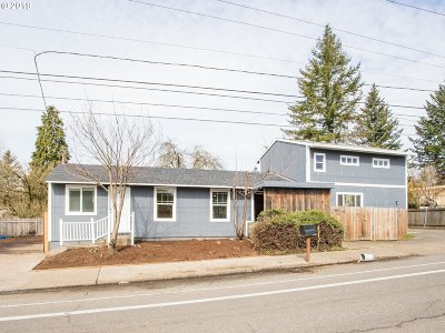 Multnomah County Multi Family Home For Sale: 15211 SE Division St