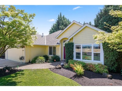 Single Family Home For Sale: 31644 NW North Ave