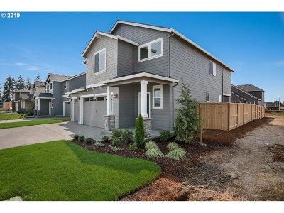 Camas Single Family Home For Sale: 8551 N Juniper, Lot 8 St