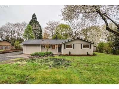Damascus, Boring Single Family Home For Sale: 14205 SE Holly View Ln