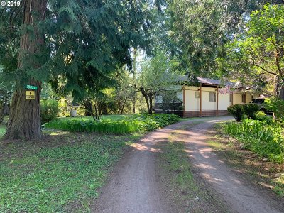 Oregon City, Beavercreek, Molalla, Mulino Single Family Home For Sale: 18824 S Ridge Rd