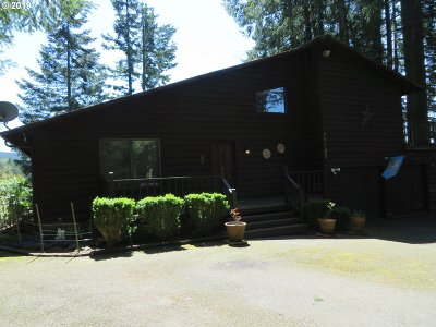 Cottage Grove, Creswell Single Family Home Bumpable Buyer: 77795 Sunset Dr