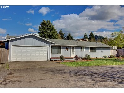 Single Family Home For Sale: 5643 D St