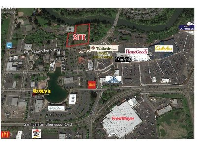 Tualatin Residential Lots & Land Pending: 18615 SW Boones Ferry Rd
