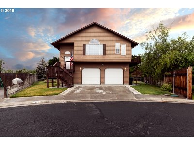 Hermiston Single Family Home For Sale: 1580 River Hill Dr