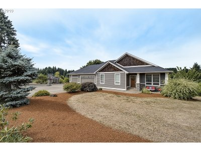 Hillsboro, Cornelius, Forest Grove Single Family Home For Sale: 14074 NW Timmerman Rd