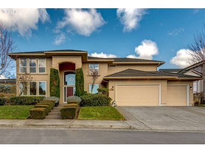 Vancouver Single Family Home For Sale: 1604 NW Gregory Dr