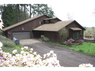 Sherwood Single Family Home Bumpable Buyer: 20530 SW Kruger Rd