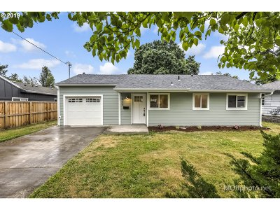 Single Family Home For Sale: 1839 NE 114th Ave