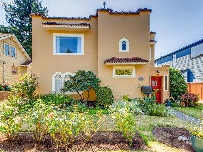 Portland Single Family Home For Sale: 3127 NE 48th Ave