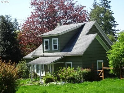 Washougal Single Family Home For Sale: 1803 32nd St