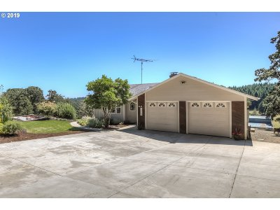 Monmouth Single Family Home For Sale: 12710 Fishback Rd