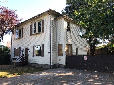 Multnomah County Multi Family Home For Sale: 5810 5812 SE 88th Ave