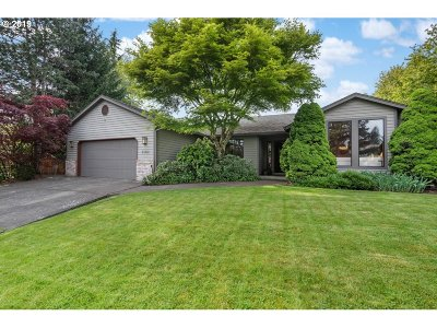 Vancouver Single Family Home For Sale: 2502 SE 134th Ct