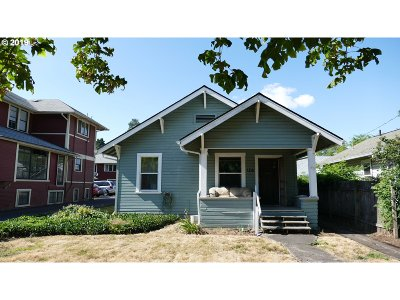 Single Family Home For Sale: 435 W 12th