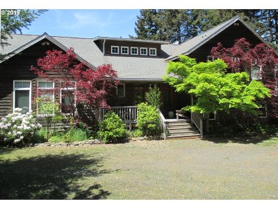 Bandon Single Family Home For Sale: 88956 Horse Bit Ln