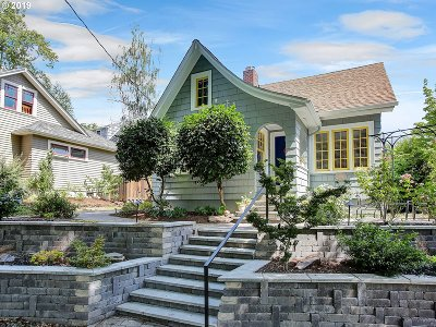 Cully, Beaumont-Wilshire, Hollywood, Rose City Park, Madison South, Roseway Single Family Home For Sale: 3114 NE 35th Pl