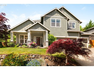 Happy Valley Single Family Home For Sale: 12311 SE Cedar Ct