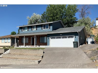 Pendleton Single Family Home For Sale: 1907 SW Perkins Ave