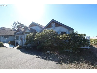 Coos Bay Single Family Home For Sale: 91347 Cape Arago Hwy
