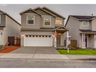 Washougal Single Family Home For Sale: 5512 L St